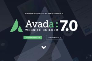 Avada 7.0 Update